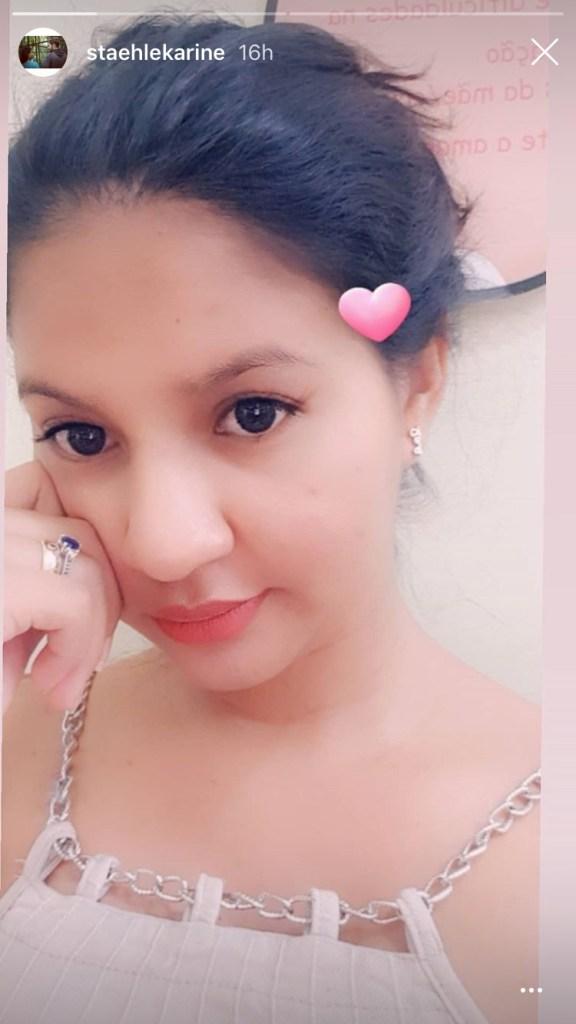 90 day fiance karine instagram selfie