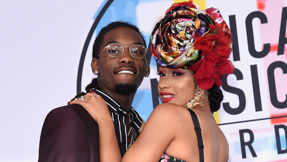 Cardi B Offset Just for Sex