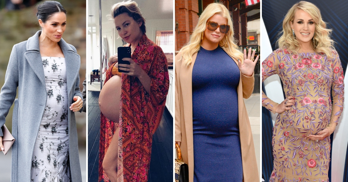 Celebrities Who Got Pregnant in 2018: See Pictures!