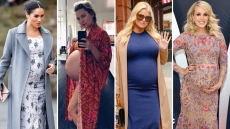 Celebrities Who Got Pregnant in 2018