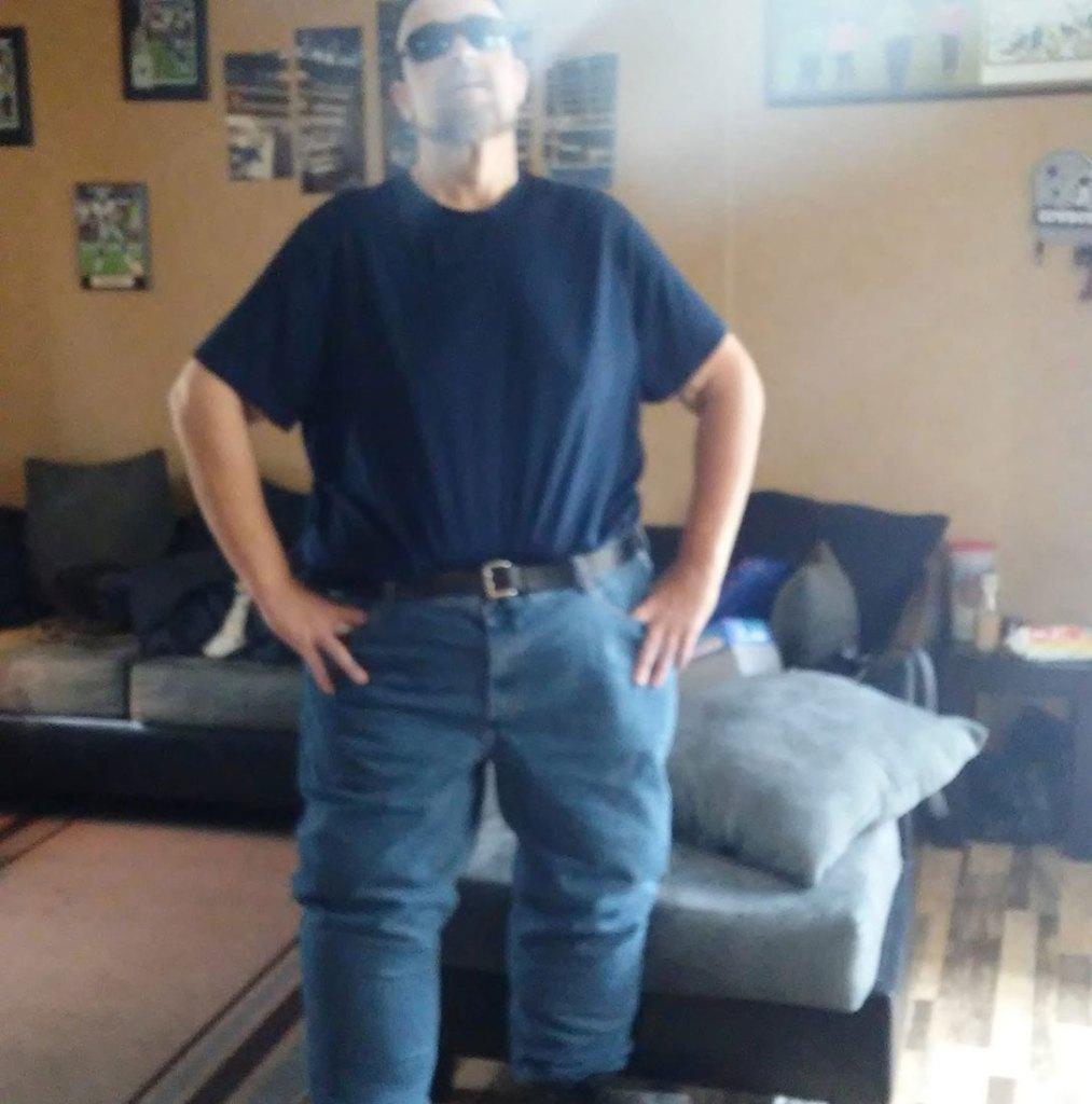 My 600 lb Life star Chad Dean