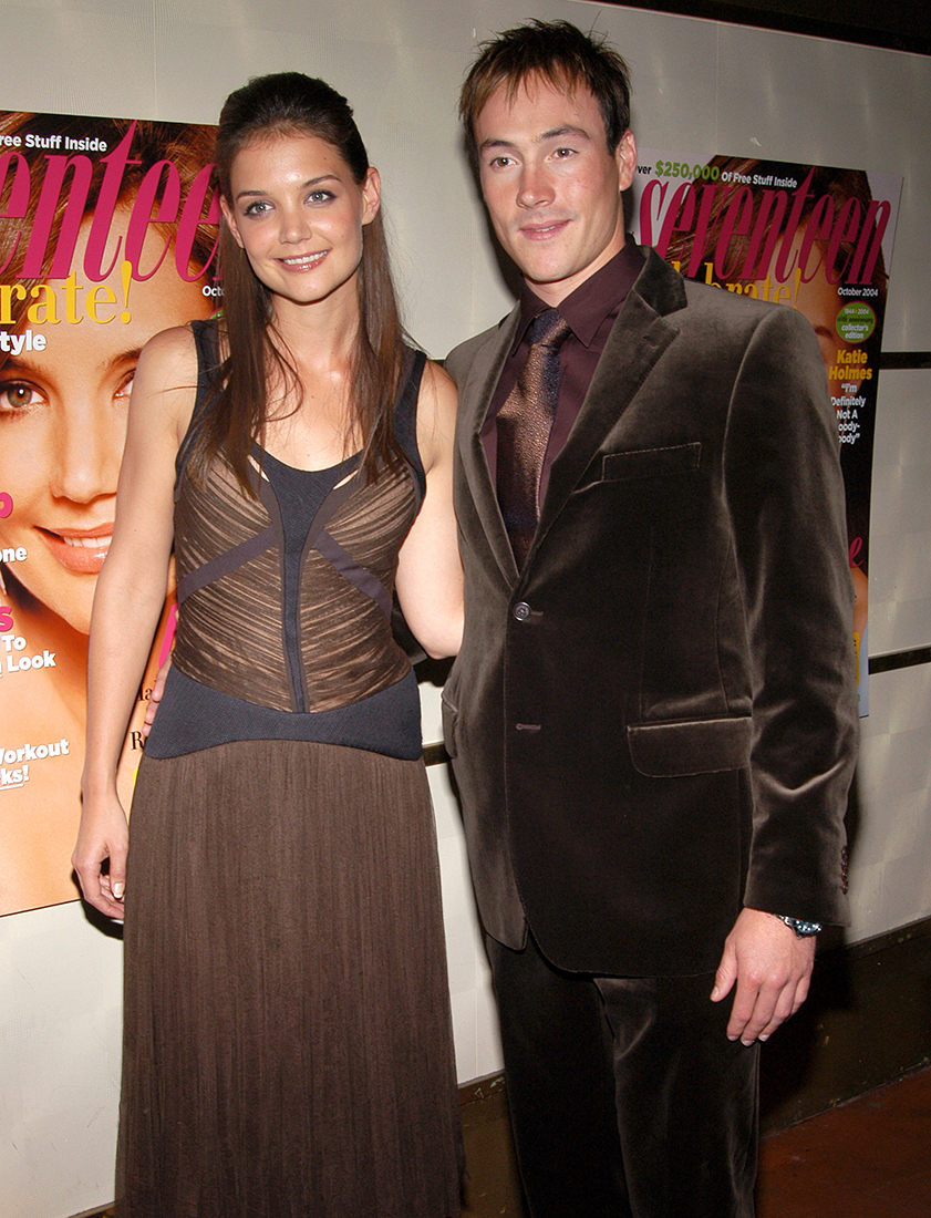 katie holmes dating 2018