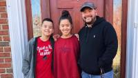 Collin Gosselin Home For Christmas
