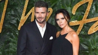 David Beckham Home Victoria Beckham Fort Knox Masked Raiders Break In