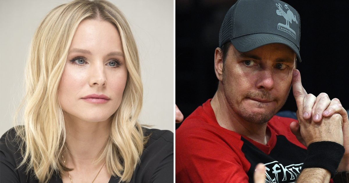 Julie Andrews Granddaughter Kayti Edwards Claims Dax Shepard Cheated On Kristen Bell With Her