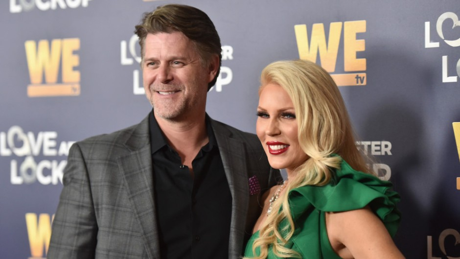 Pregnant Gretchen Rossi Shows Off Baby Bump While Packing On PDA With Fiancé Slade Smiley