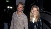 Brad Pitt and Gwyneth Paltrow out together in the 90's
