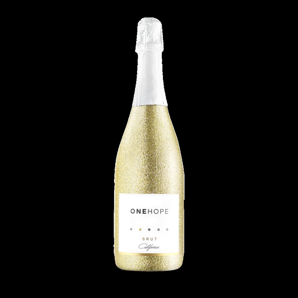 Gold ONEHOPE bottle