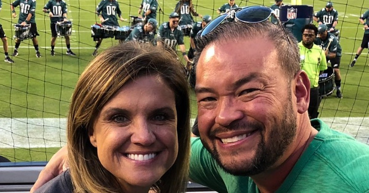 Did John Gosselin and Colleen Conrad separate?  See hints
