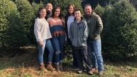 Jon Gosselin Spending Christmas Kids Hannah Collin