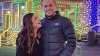 Josiah And Lauren Duggar Get Ready For Christmas With — Gasp! — Michael Bublé Music?
