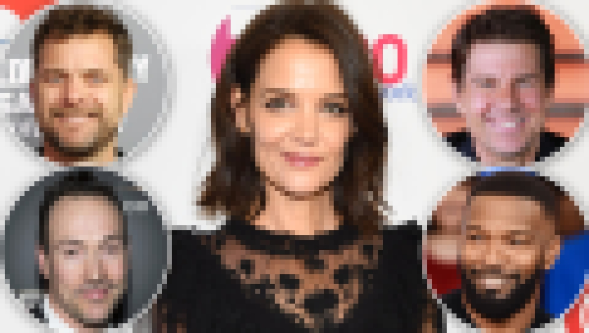 Katie Holmes Dating History Timeline