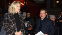 Lindsay Shookus posts Matt Damon SNL skit