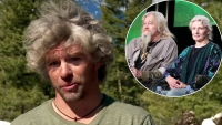 Alaskan Bush People Matt Brown never went Home for Christmas Billy Brown Ami Brown