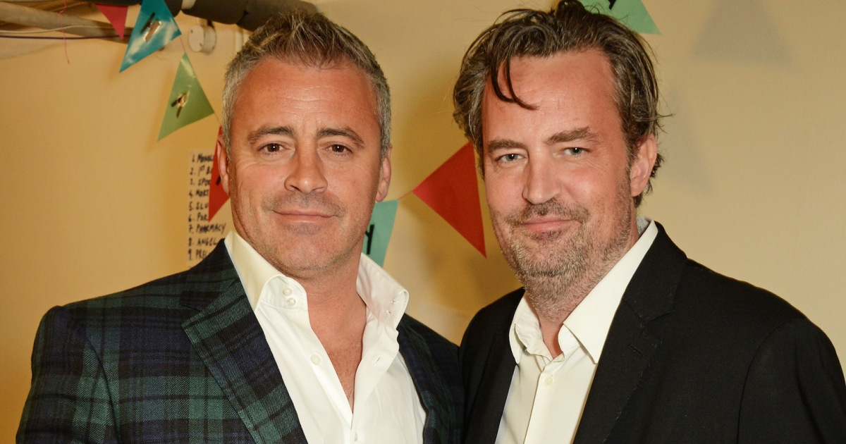 Friends Reunion Stalled Thanks To Matthew Perry