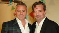 Matt LeBlanc Matthew Perry