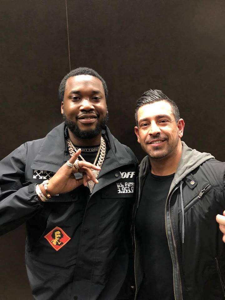 Meek Mill Red Rabbit Club owner Richie Hosein