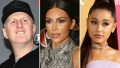 Michael Rapaport Kim Kardashian Ariana Grande