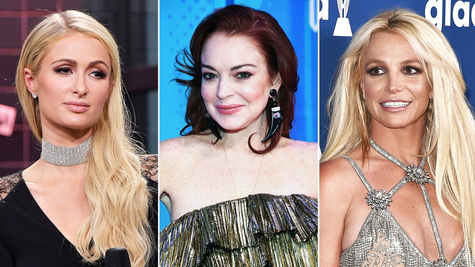 Paris Hilton Shades Lindsay Lohan for 2006 Night Out With Britney Spears