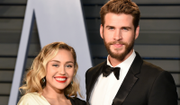 Miley Cyrus And Liam Hemsworth Opted For Vegan Dishes And 'Crowd-Pleasing' Cake For Wedding