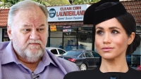 Thomas Markle Laundry Meghan Markle Feud
