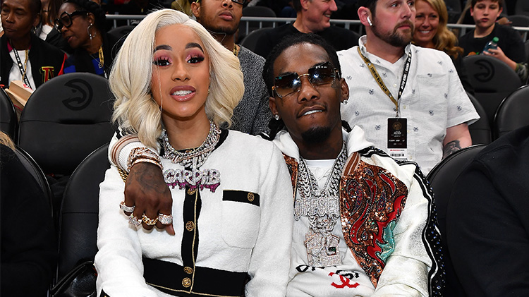 Cardi B S Husband S Lawyer Says Offset Targeted By: Cardi B's Husband Offset Says He Misses Her Amid Divorce
