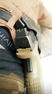 David Eason Stockpiles of Ammunition Instagram Story