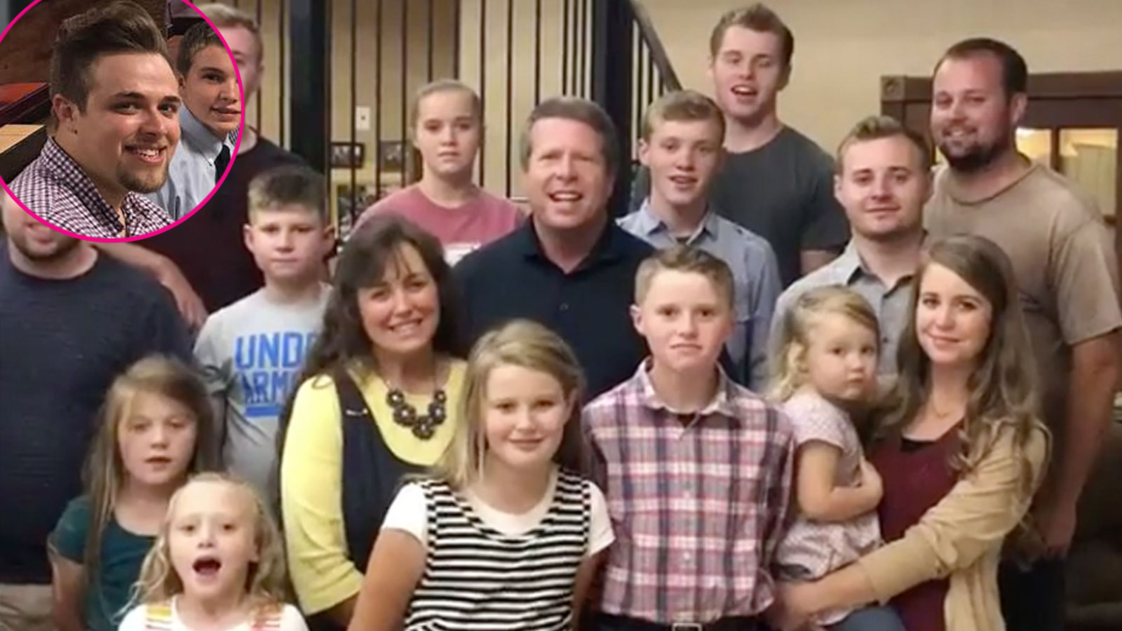 Who Is Caleb Williams? The Duggar Family Friend Arrested for