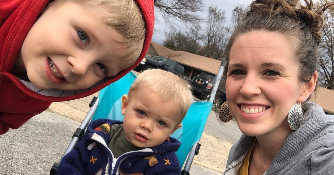 Fans Slam Jill Duggar for Giving Israel Popsicles on an Upset Stomach — Then Posting It Online