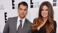 khloe kardashian rob defends
