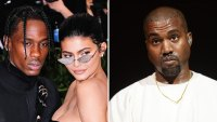 Kylie Jenner Defends Travis Scott After Fans Call Him 'Petty' Amid Kanye West Feud Rumors