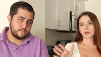 '90 Day Fiancé' Star Anfisa Shows Off Love Letter A TLC Viewer Sent Jorge In Prison
