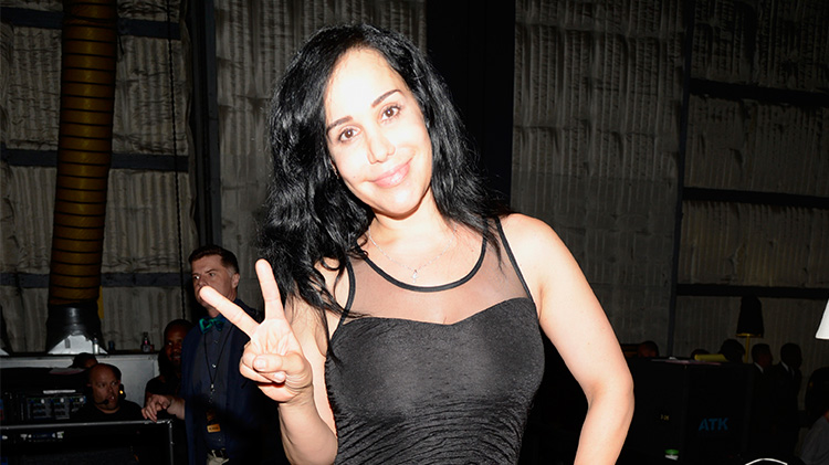 'Octomom' Nadya Suleman Shares Update on Her Health After Octuplets