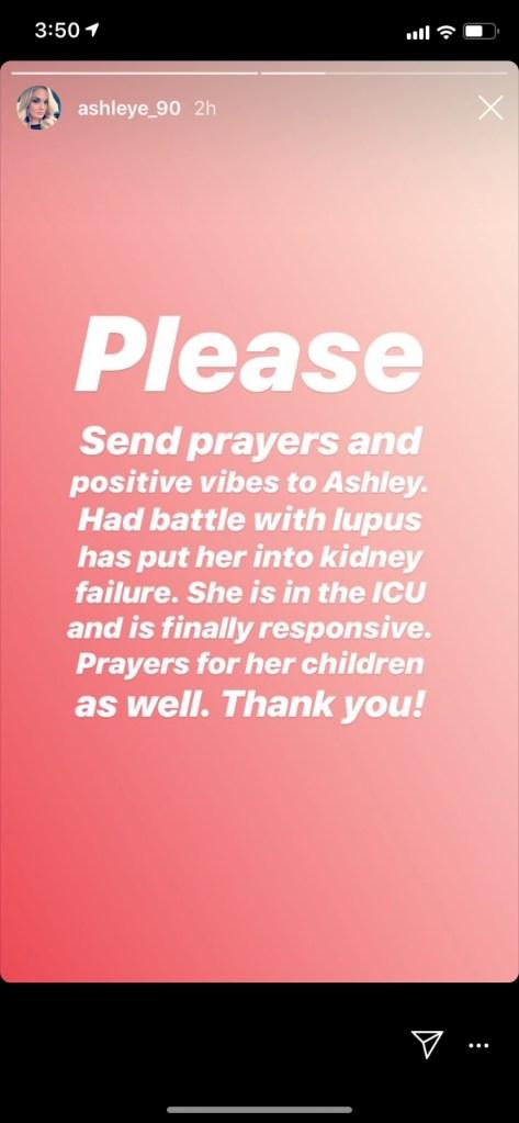 90 day fiance ashley hospitalized