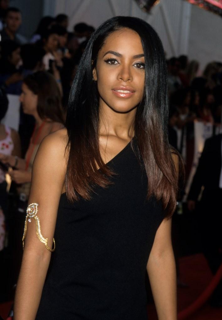 Aaliyah 2000 MTV Movie Awards