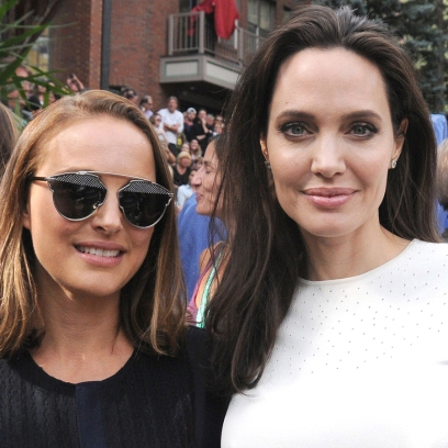 Angelina Jolie Reportedly 'Feels Like She Can Lean On' Natalie Portman Amid Brad Pitt Drama Lead