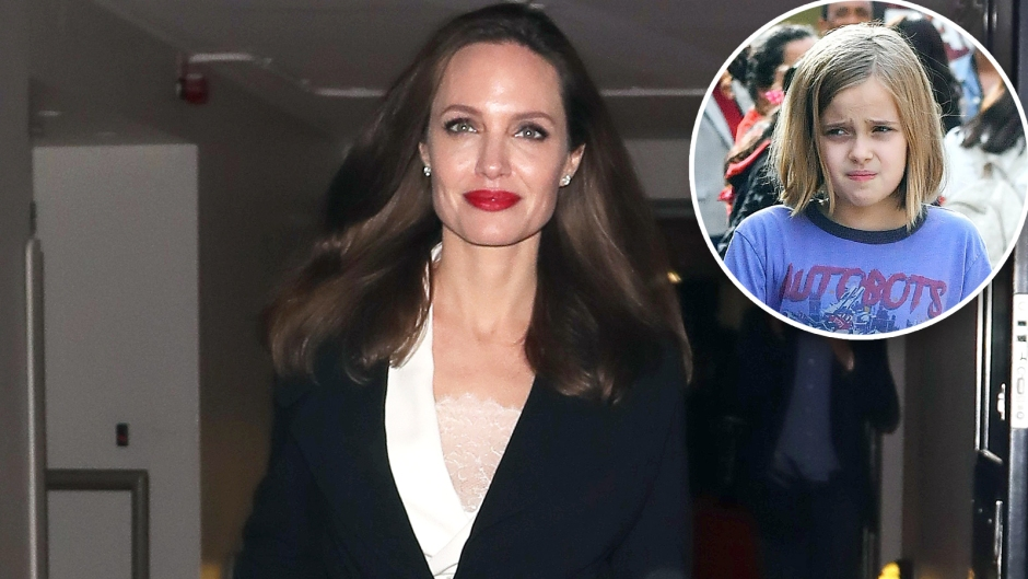 Angelina Jolie Spotted Taking Daughter Vivienne to Karate