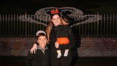 Baby Jackson Roloff And Parents At Disneyland