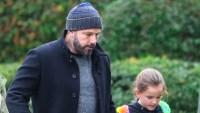 Ben Afflecks Daughter Seraphina Looks so Grown up
