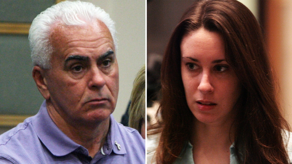 Casey Anthony's Estranged Father Finally Wants to Reconnect With Her After Near-Death Experience
