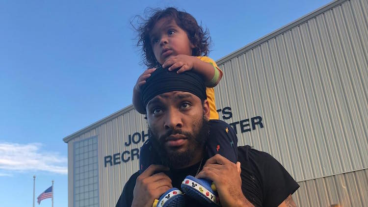 Chris Lopez Defends Being a Good Dad on Twitter