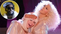 Christina Aguilera Stands With Lady Gaga After Her R. Kelly Apology