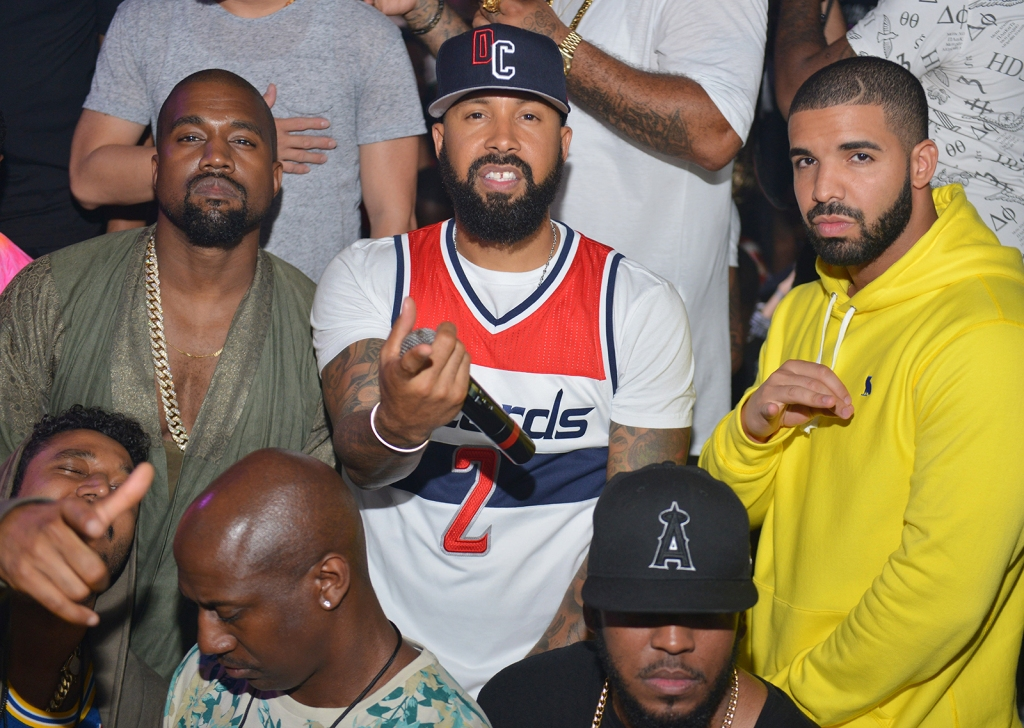 New Year New Kanye Love Everyone Feud With Drake