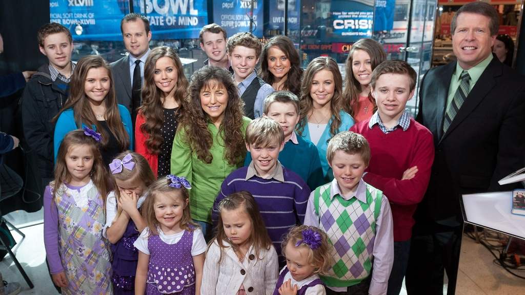 Duggars New Year Resolutions: We've Got Good Idea for the Family