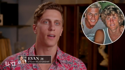 Evan Smith Temptation Island Star Talks About Murdered Dad Gavin Smith