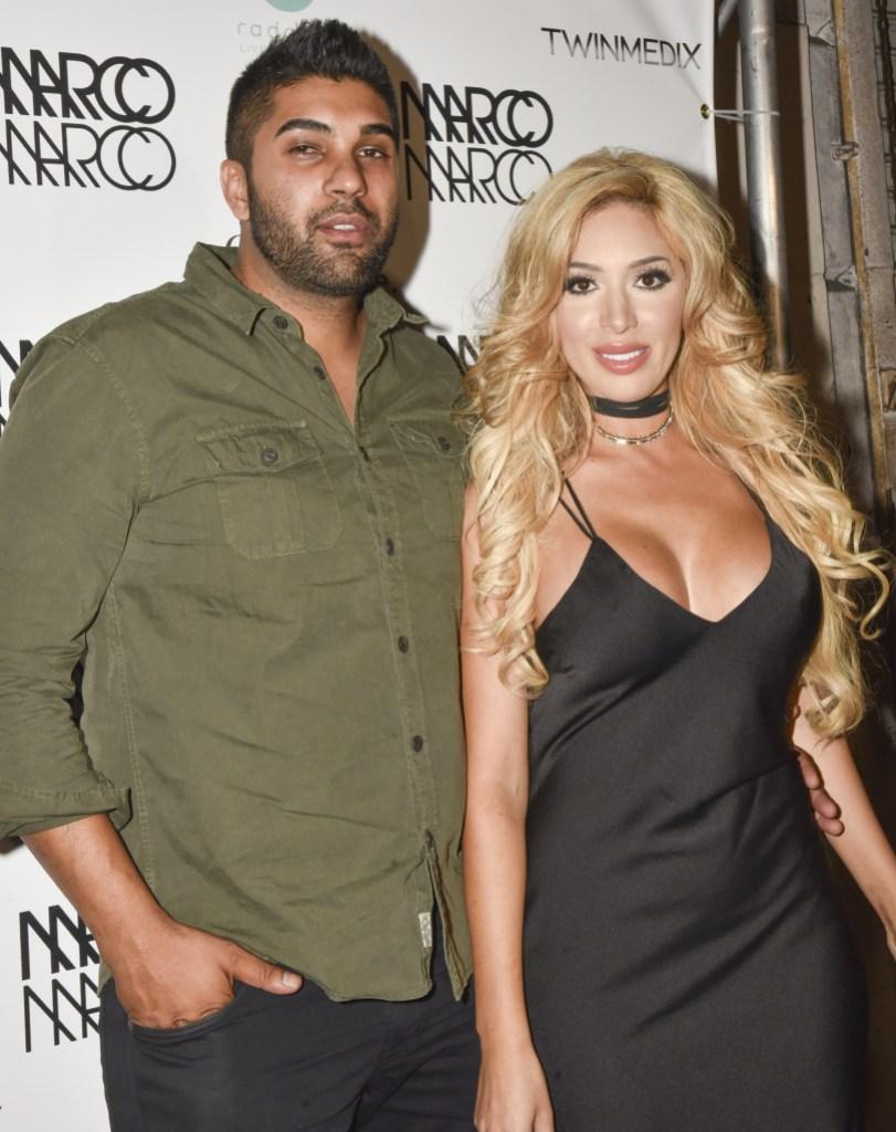 Farran and Simon Marco Marco