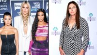 Feud No More? Caitlyn Jenner Posts Sweet Comment On Kim Kardashian's Instagram