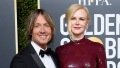Nicole Kidman Keith Urban golden globes 2019
