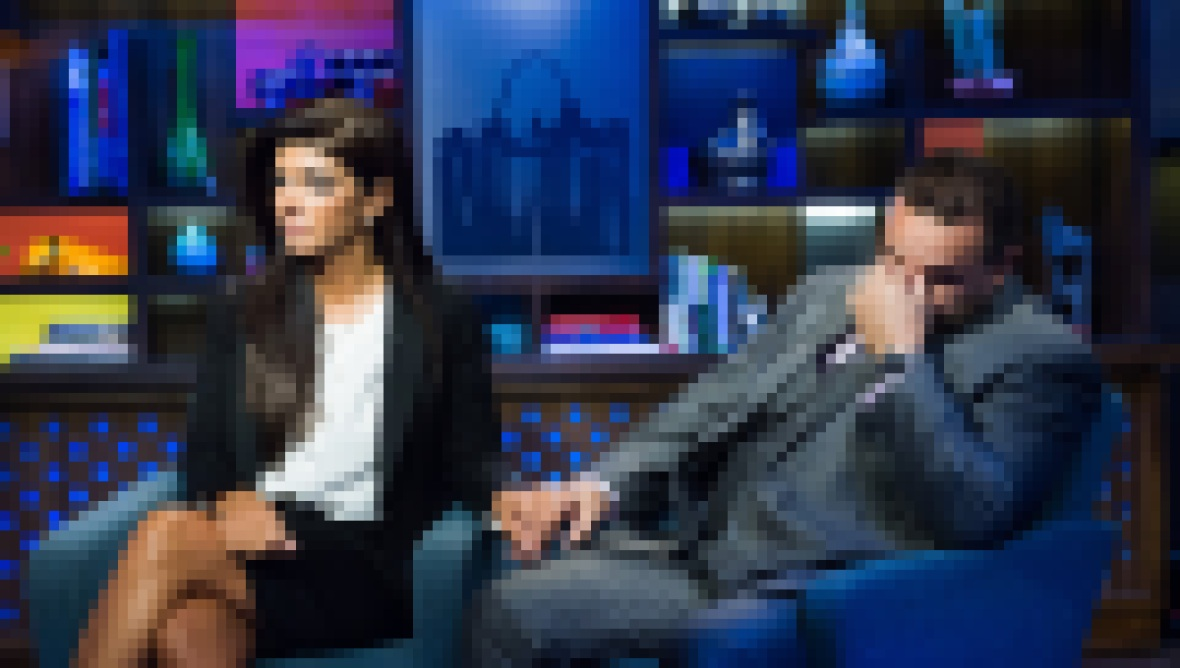 Watch What Happens Live - Season 11 Teresa and Joe Giudice