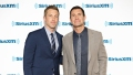 Jeff Lewis and Gage Edward at an event